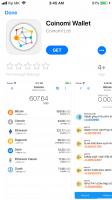 کیف پول موبایل کوینومی در گوگل پلی