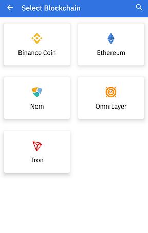 انتخاب بلاکچین های تتر در کوینومی برای تبدیل به بیت کوین و ارزهای دیجیتال