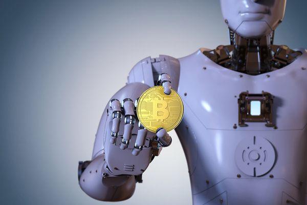 ربات معامله گر ارزهای دیجیتال