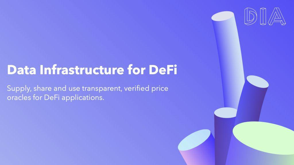 پروژه DIA در دیفای (DeFi)