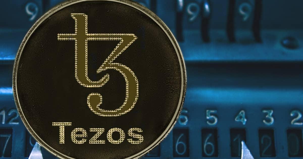 ارز دیجیتال xtz تزوس