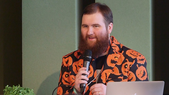 جیمسون هادسون - مشاور پروژه ارز دیجیتال LINK