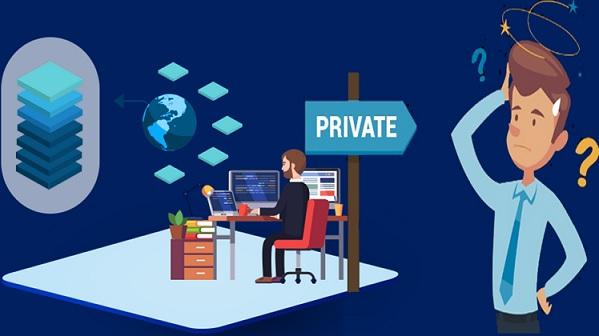 بلاک چین خصوصی