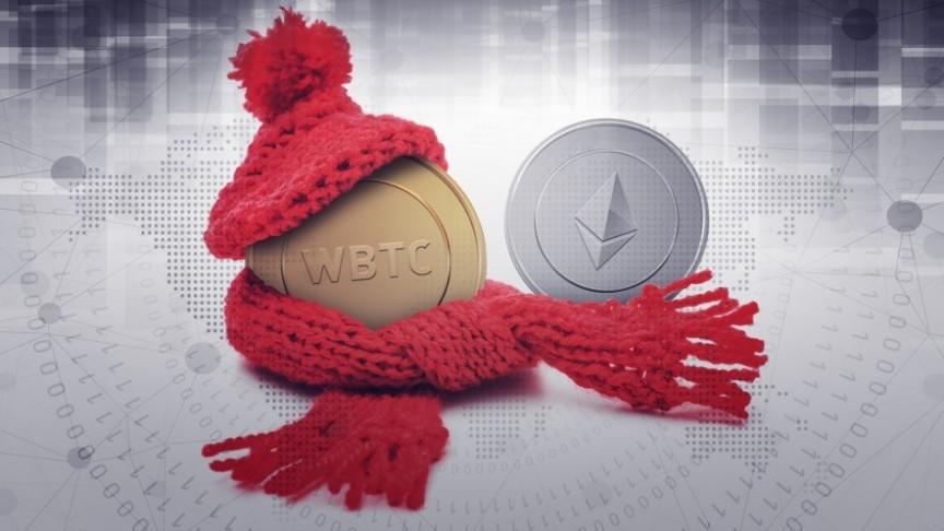 wrapped token در ارزهای دیجیتال
