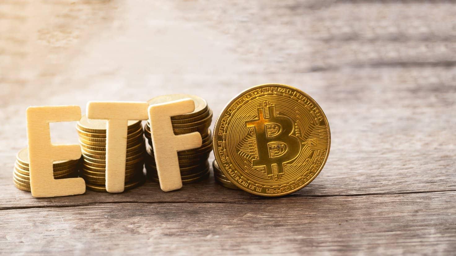 صندوق ETF بیت کوین