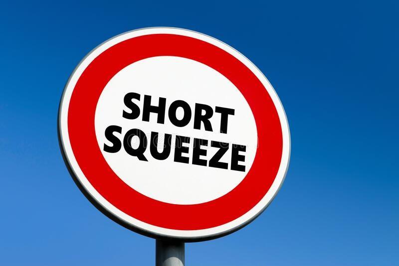 شورت اسکوئیز (Short Squeeze)